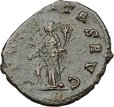 GALLIENUS son of Valerian I Acient Roman Coin Unpublished Fertility Cult i41228
