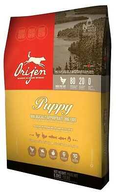6.8kg Orijen PUPPY Barf Diet Dry Dog Food - Whole Prey