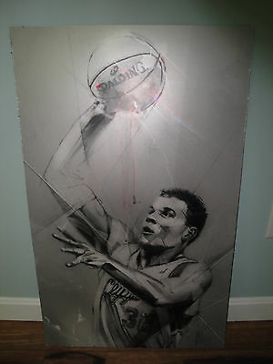 Blake Griffin Nike Poster Los Angeles Clippers Air Max