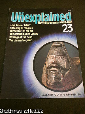 The Unexplained # 23 - Ley Lines