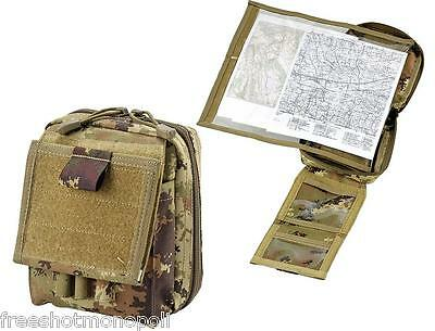 TASCA PORTA MAPPA E NOTE BOOK MOLLE MAP POUCH WITH NOTE BOOK POUCH D5-MPK02
