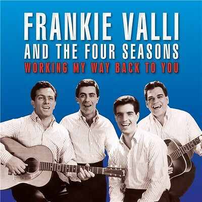 Frankie Valli & The Four Seasons - The Best Of  BRAND NEW 2CD