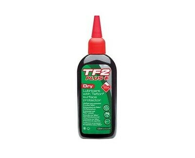 Bike-Cycle-Bicycle Weldtite TF2 Plus Dry Lubricant With Teflon 125ml