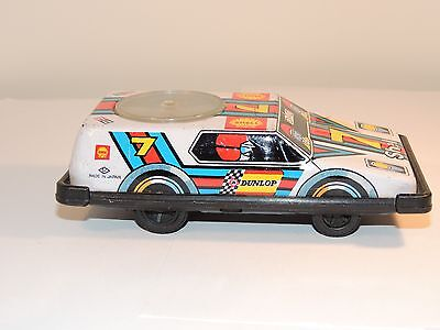 Shell Car Friction Toy Made in Japan Works (7130)
