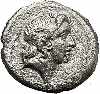 Roman Republic Bonus Evenuts Caduceus 69BC Ancient Silver Denarius Coin i40769