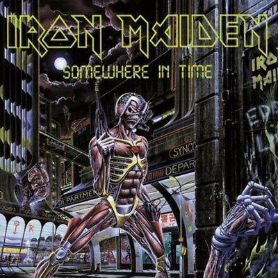 Iron Maiden - Somewhere In Time - CD - New