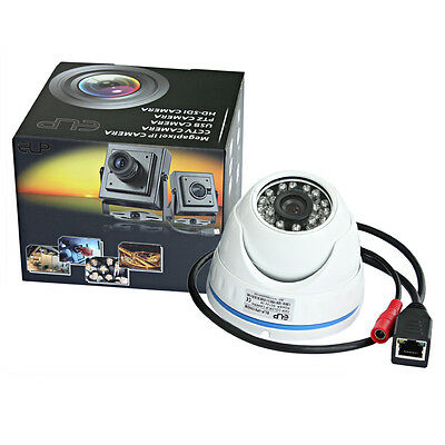 New 1Megapixel Onvif 2.0 Mini IP Dome Security Camera 720P support NAS Synology