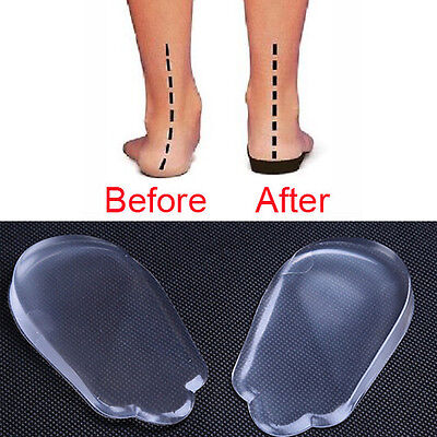 Brand New Shoe Insoles Orthotic Heel Cup Arch Support Pain Relief