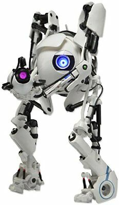 Neca Portal 2 Atlas with LED Deluxe Action Figure