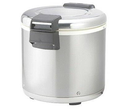 NEW, Winco RW-S450 Extra Large Electric Rice Warmer - 100 Cup Capacity