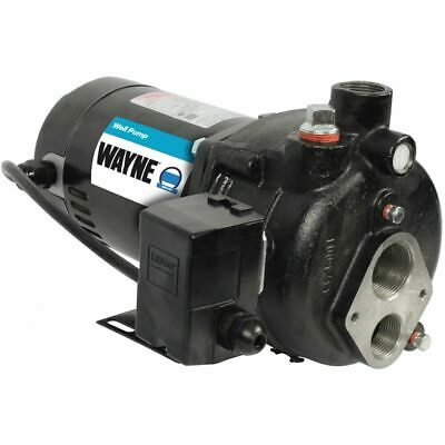 Wayne CWS100 - 1 HP Cast Iron Convertible Well Jet Pump