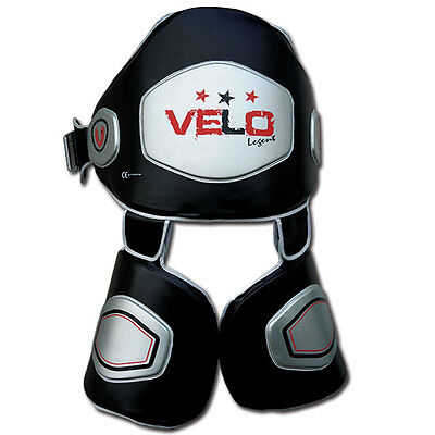 VELO Belly Protector Body Pad Armour Guard Chest MMA Muay Thai Boxing Training