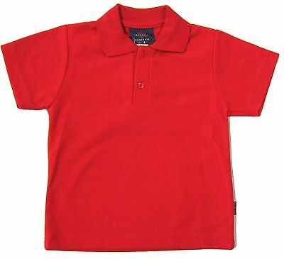 Adult School Short Sleeve Polos. $14.95 Slashed To $5.00 Pol958