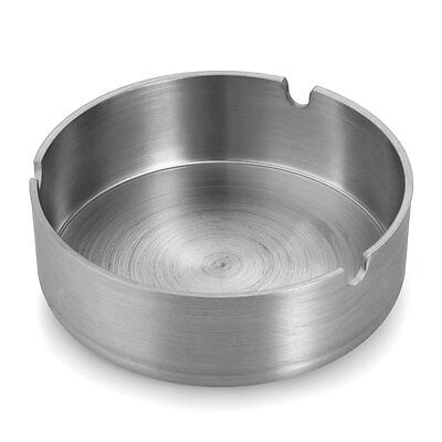 Stainless Steel Cigarette Tobacco Smoking Ashtray Ash Tray