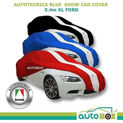 SHOW CAR COVER INDOOR DUST fits to 5.4m BLUE NEW X LARGE BA BF FG Falcon FPV