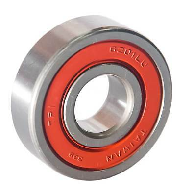 Kugellager Rillenkugellager Ball Bearing 6201 LLU - 2RS (12 x 32 x 10 mm)