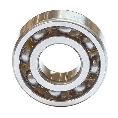Kugellager Rillenkugellager Ball Bearing 6203 C3, Offen/Open (17 x 40 x 12 mm)