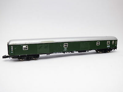 Marklin Z Miniclub 8712 DB Baggage Coach Type Dm. 902 - ZUC08Mf FAULTY