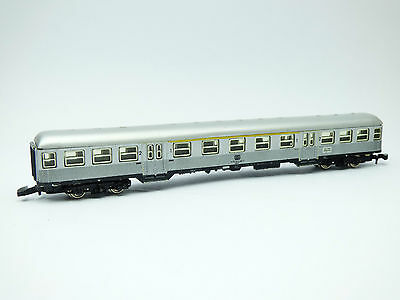 Marklin Z Miniclub 8717 DB 1st/2nd Class Silverfish Coach - ZUC11M