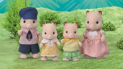 Sylvanian Families Hamster Family, Another Family for Your Collection