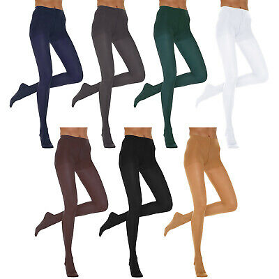 New Girls/Ladies Back To School 70 Denier Opaque Tights Sizes Colours Available