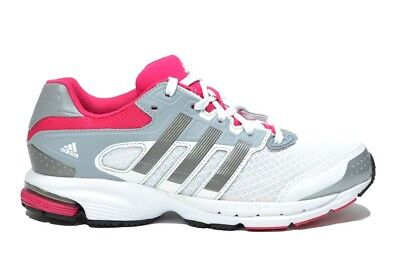 ADIDAS LIGHTSTER STAB W bianco  scarpe donna running mod. D67767