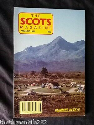 Scotland - The Scots - Climbing In Skye - Aug 1992