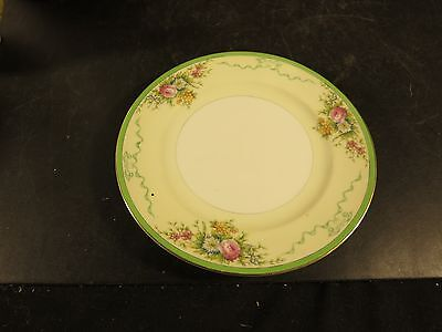 Grace China Formal Garden Bread and Butter Plate