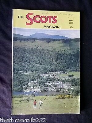 Scotland - The Scots - May 1982 - Loch Tay Kenmore