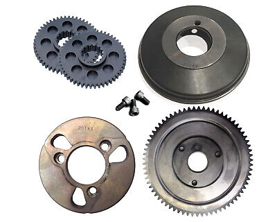 Rotax Max Kart Genuine Complete Clutch Conversion Old to New