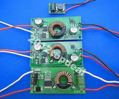 10w 20w 30w 50w Constant Current LED Driver DC12V to DC30-38V For high power led