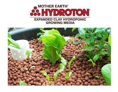 4.5 Liters HYDROTON Clay Pebbles Mother Earth Expanded Rocks Quality BAY HYDRO !