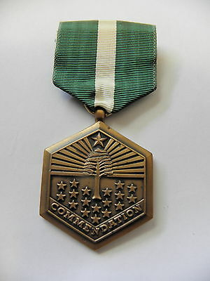 Minnesota Commendation State Ng Medal