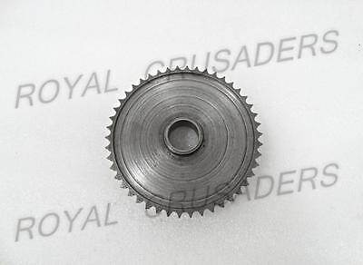 New Lambretta Gp 125,150 Chain Sprocket/crown Wheel 46T 19520038