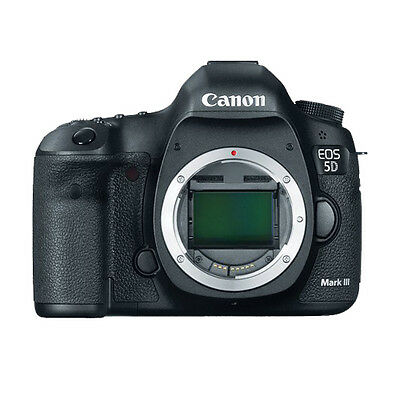 Canon EOS 5D Mark III Digital SLR Camera Body 22.3MP BRAND NEW