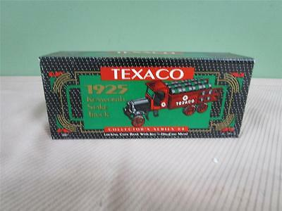 Texaco 1925 diecast Kenworth Stake Truck - 9th in Collectors Series