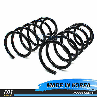 Suspension Coil Spring 2pcs Front Left or Right 07-11 Chevrolet Aveo Aveo5 1.6L