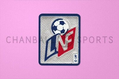 French Ligue 1 1998-2002 Player Standard Sleeve Soccer Patch / Badge