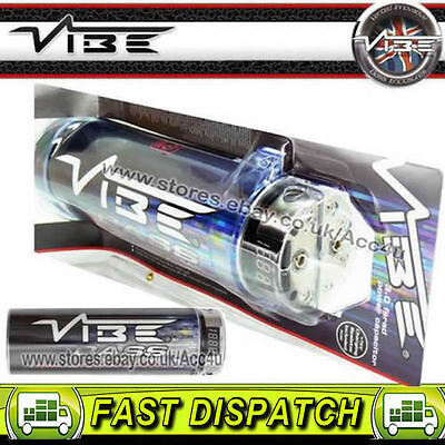 Vibe Audio PC30 3.0 3 Farad Car Bass Systems Digital Power Boost Cap Capacitor