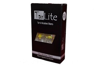 Tarlite Cigarette Filters & Holders,Remove Tar & Nicotine 1 Pack (30 Filters)