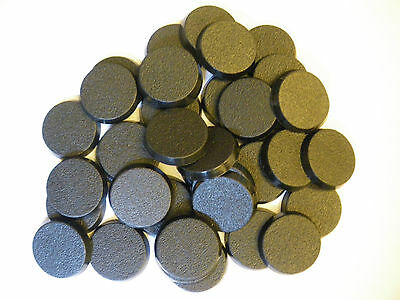 Table Board Games 25mm Round Close Base x 100 PCS (Ver. 3.0) fits to warhammer