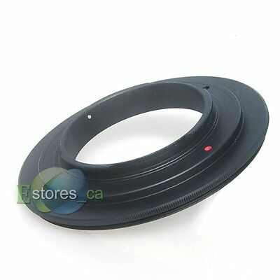 77mm Macro Reverse Ring Adapter for Nikon AF/AF-S Mount Camera