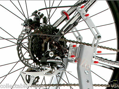 Adult Bicycle Training Wheels Heavy Duty Stabiliser Bikes Disabled 22 24 26 Inch