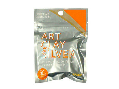 Art Clay Silver New Formula - Precious Metal Clay (PMC)