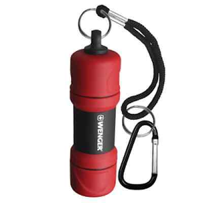 Wenger Clava Red Jet Torch Flame Lighter High Altitude Camping survival Boxed