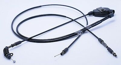 Throttle Cable 2 stroke 50cc Engine with tab, Split Type Cable 854