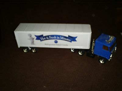 Pillsbury Doughboy Hot and Fresh in Minutes Toy Diesel ~ Truck