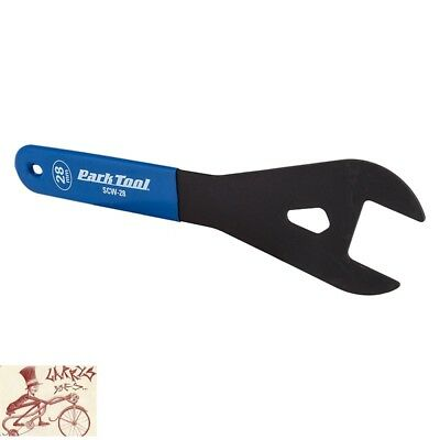 Park Tool SCW Cone Wrench Available Sizes 13mm Thru 28mm