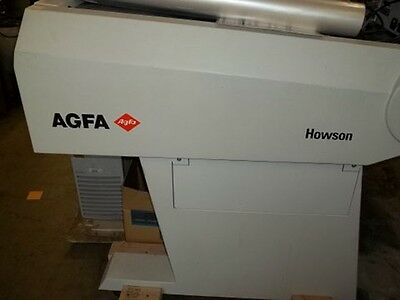 PARTS FOR Agfa Howson 150 Plate Processor