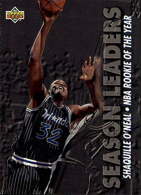 1993-94 Upper Deck #177 Shaquille O'Neal SL - NM-MT